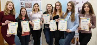 Поздравляем группу Эо-15! 3-е место в конкурсе «Я люблю ВГТУ»